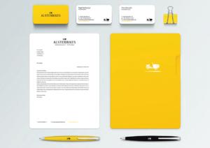 Corporate-Design von Isabell Hillenbrand
