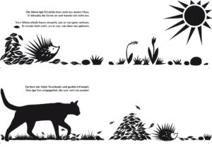 Grafikdesign von Amelie Dupuy