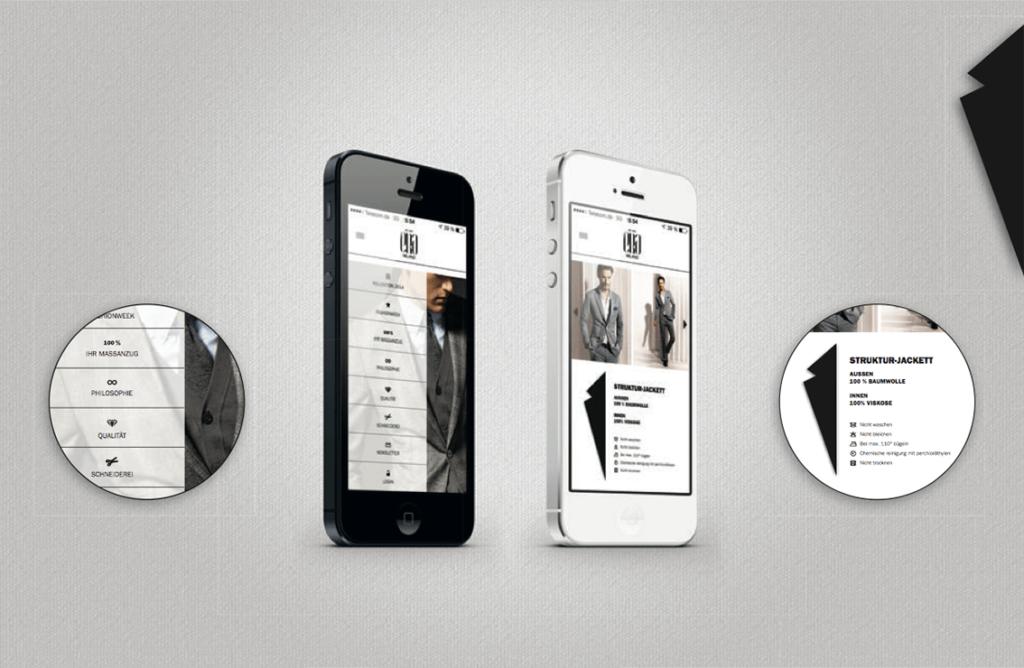 Screendesign by Florian Quanz