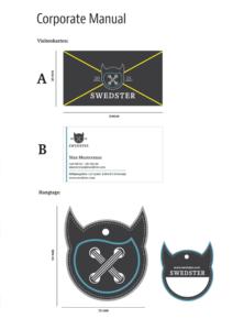 Grafikdesign von Per Olof Nord