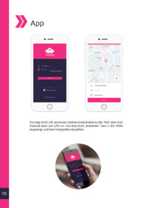 App-Design von Felicia Arendt