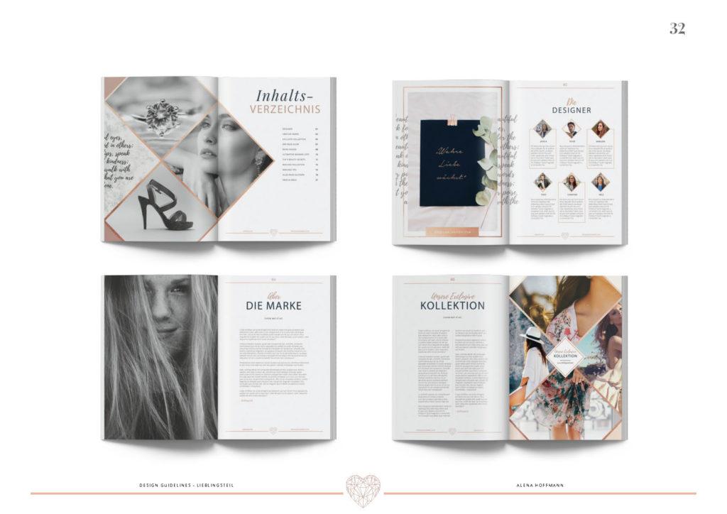 Editorial-Design von Alena Hoffmann