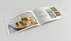 Editorial-Design von Franziska Rhein