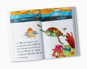 Buchdesign von Magdalena Voellings