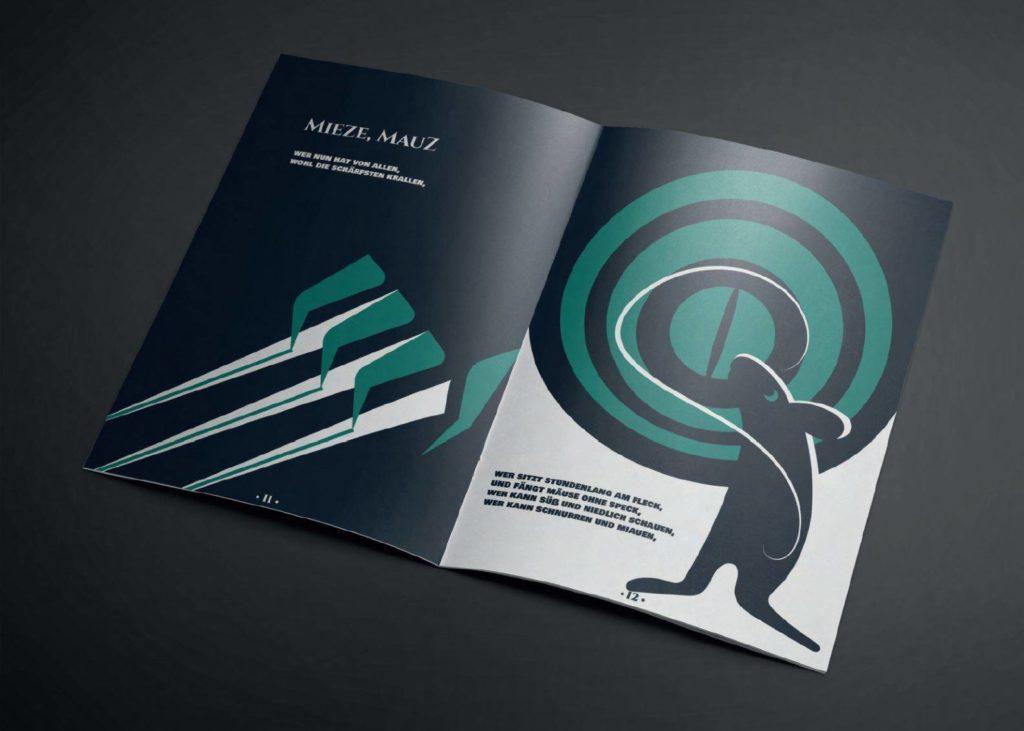 Editorial-Design von Marta Jasinska