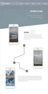 App-Design von Angelina Liefke