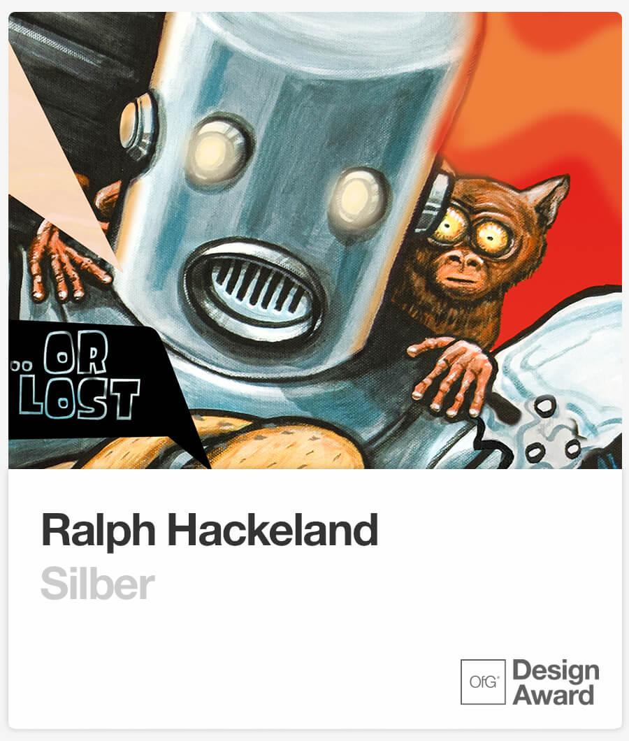 Illustration / Ralph Hackeland